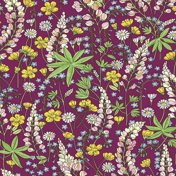 Eijffinger Tapete Kollektion RICEII 383503 Blumen-Muster & Motive