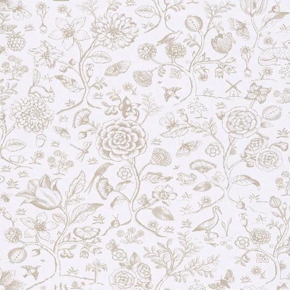 Eijffinger Tapete Kollektion PIPSTUDIO4 375010 Blumen-Muster & Motive