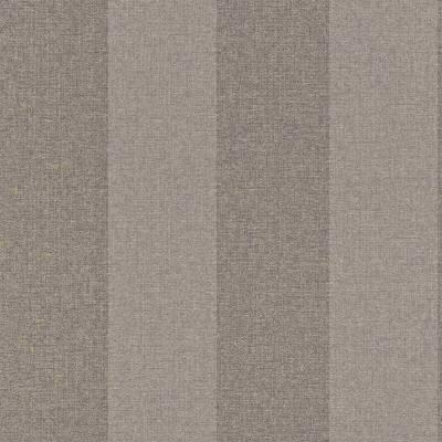 Rasch Textil Indigo | 226569 | Vliestapete Streifen | 0.53 m x 10.05 m | Braun