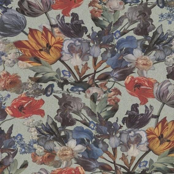 Eijffinger Tapete Kollektion MASTERPIECE 358013 Blumen-Muster & Motive