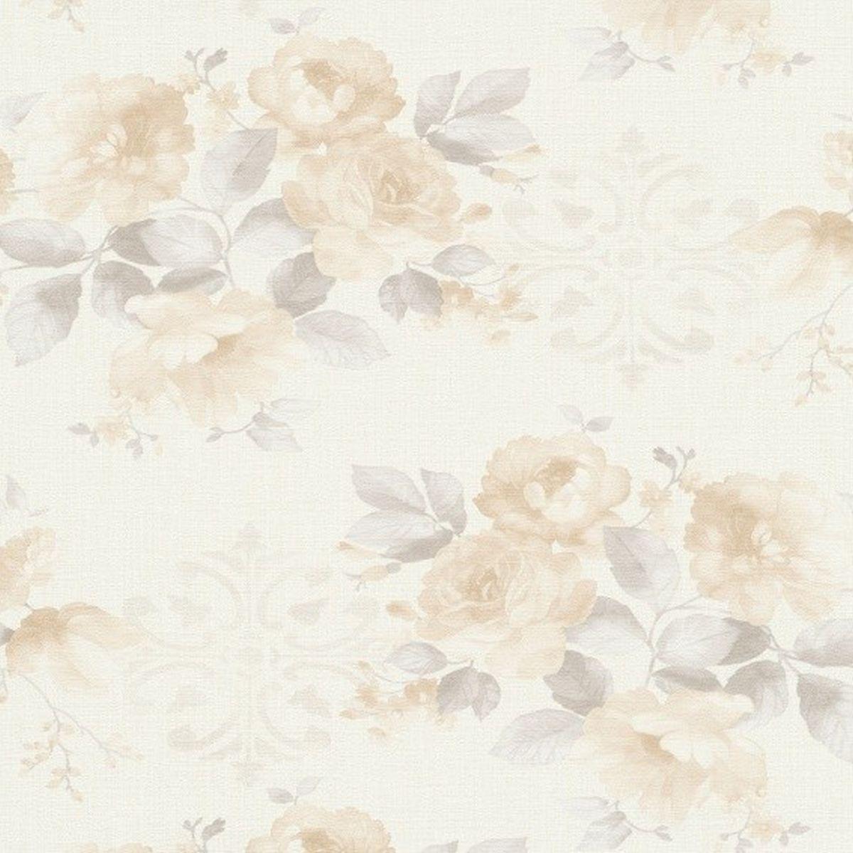 Erismann Vliestapete Kollektion Quiet Nature 635902 Blumen