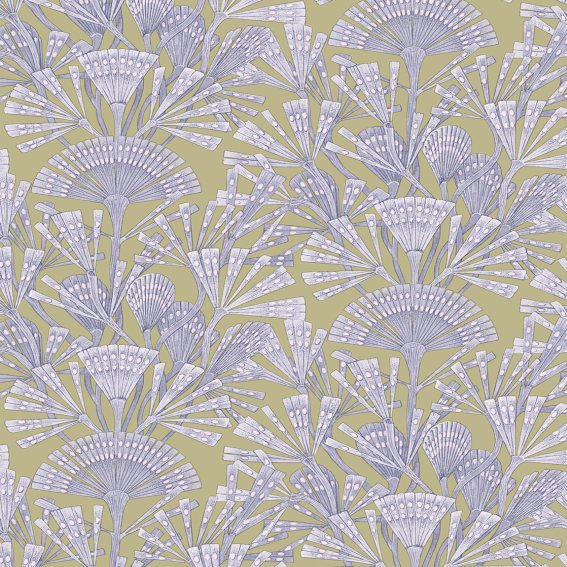 Eijffinger Tapete Kollektion GEONATURE 366013 Blumen-Muster & Motive