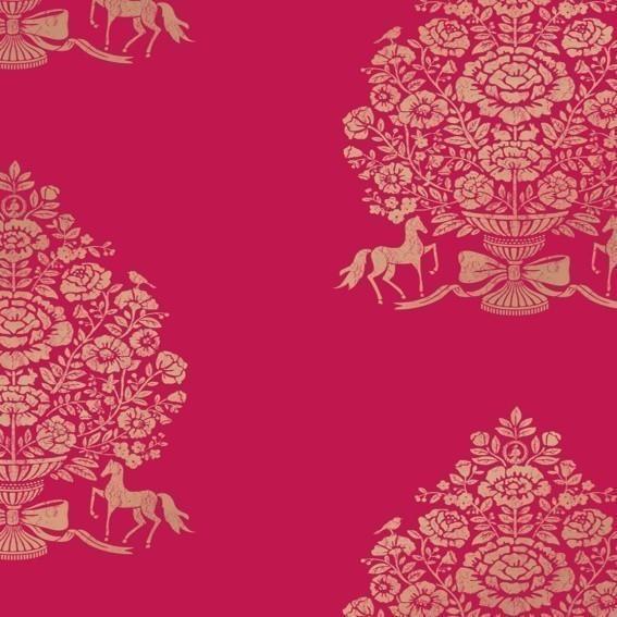 Eijffinger Tapete Kollektion PIPSTUDIO3 341051 Blumen-Muster & Motive