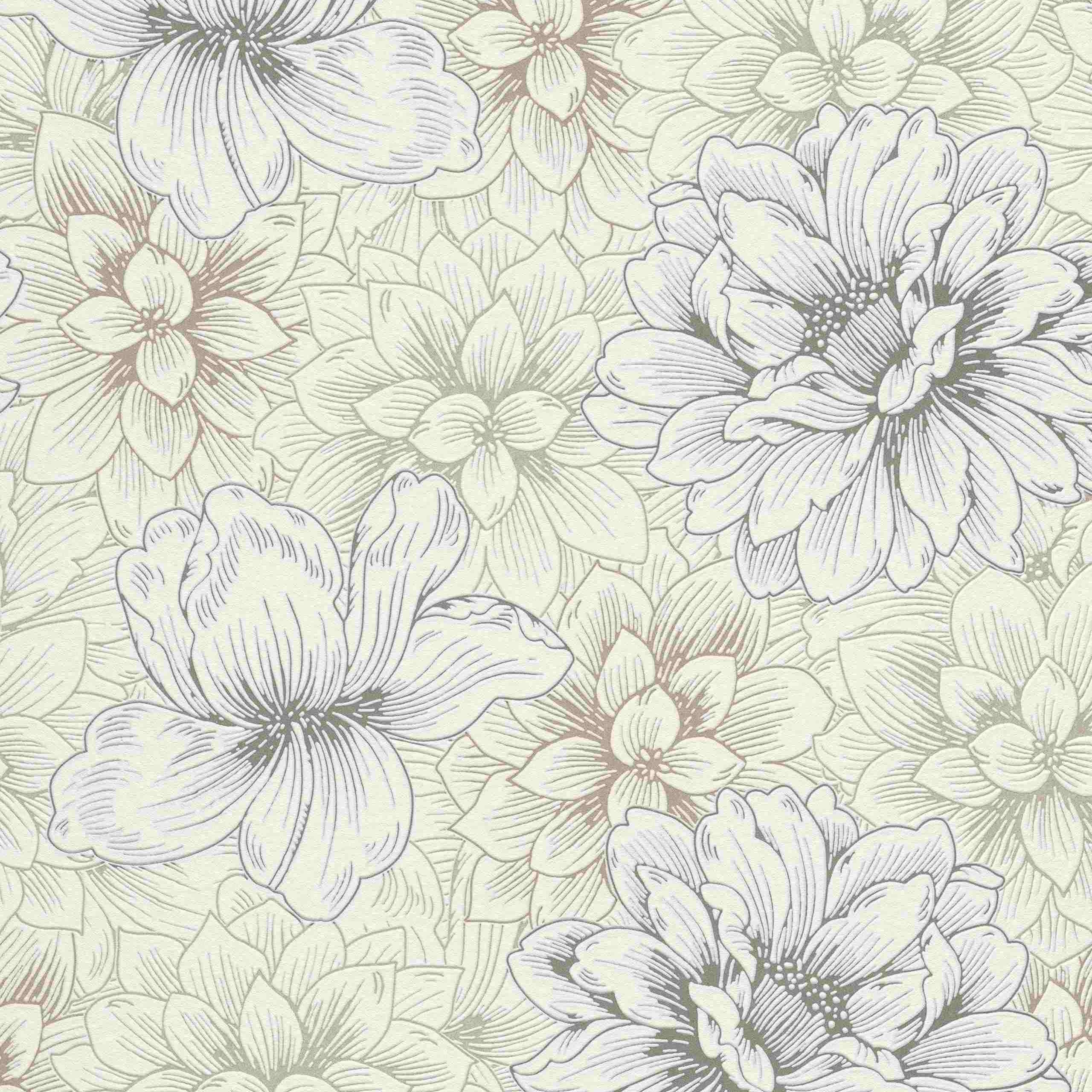 Erismann Vliestapete Kollektion Summer Beat 542502 Blumen