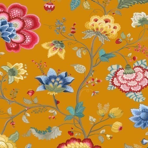 Eijffinger Tapete Kollektion PIPSTUDIO3 341037 Blumen-Muster & Motive