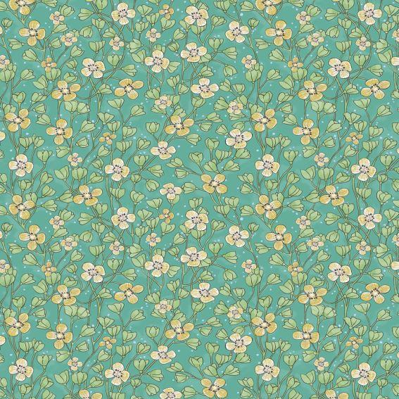 Eijffinger Tapete Kollektion RICEII 383535 Blumen-Muster & Motive