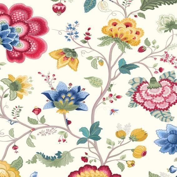 Eijffinger Tapete Kollektion PIPSTUDIO3 341030 Blumen-Muster & Motive