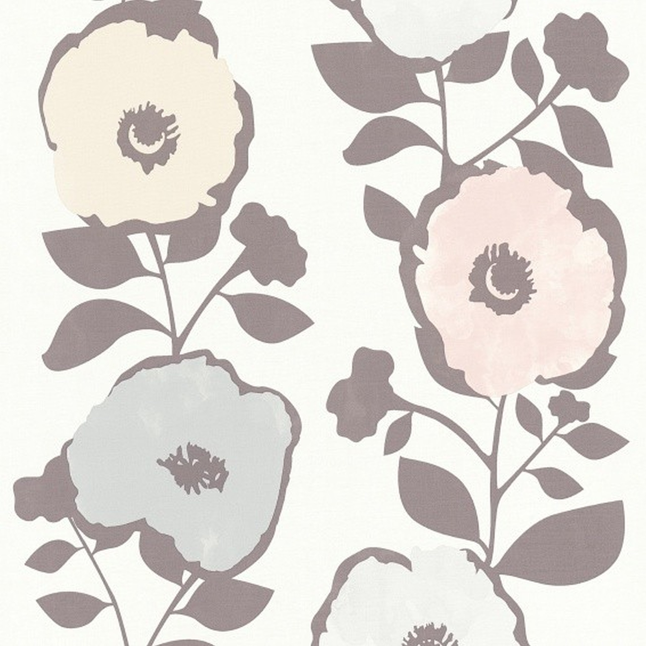 A.S. Creation Tapete Kollektion Scandinavian 2 367242 Blumen