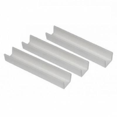 Verbinder für dreischienige Gardinenschiene / Vorhangschiene
