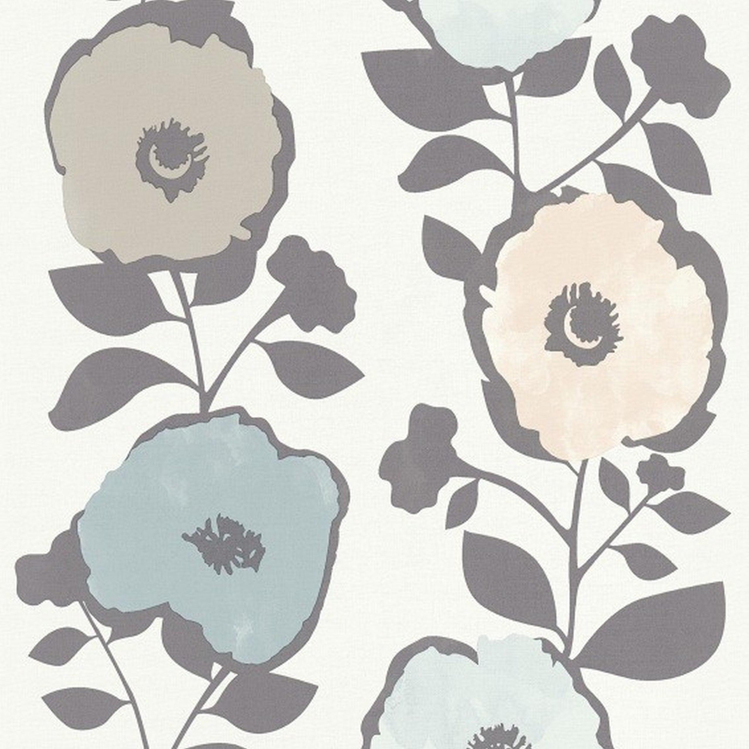 A.S. Creation Tapete Kollektion Scandinavian 2 367243 Blumen