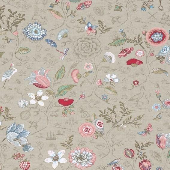 Eijffinger Tapete Kollektion PIPSTUDIO4 375001 Blumen-Muster & Motive