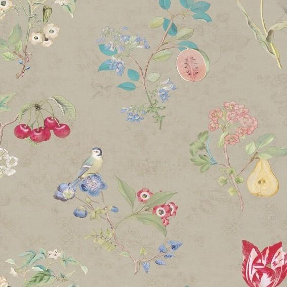 Eijffinger Tapete Kollektion PIPSTUDIO4 375021 Blumen-Muster & Motive