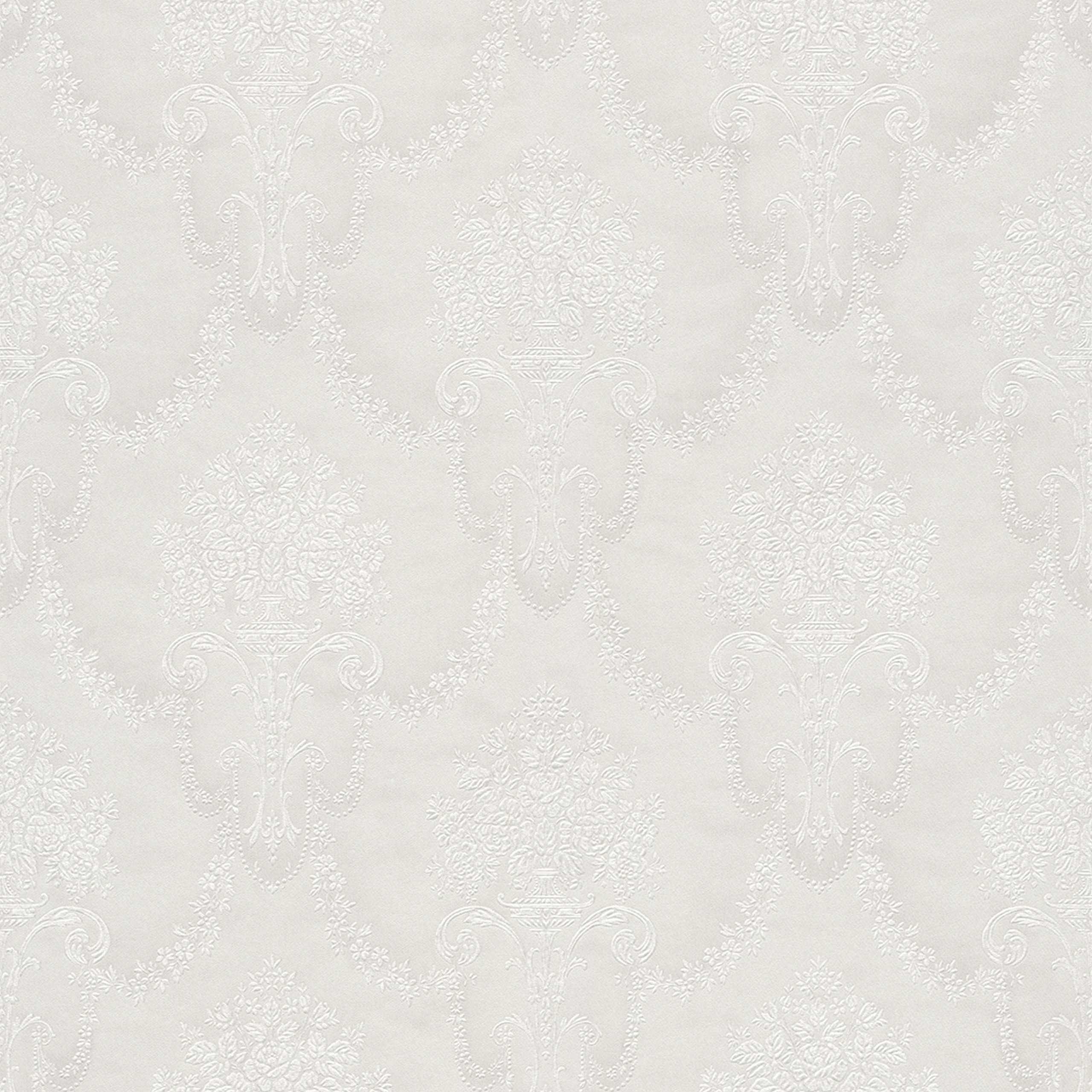 Rasch Vlies-Tapete Kollektion 'Trianon XI' 514919 Vintage Barock-Dekor