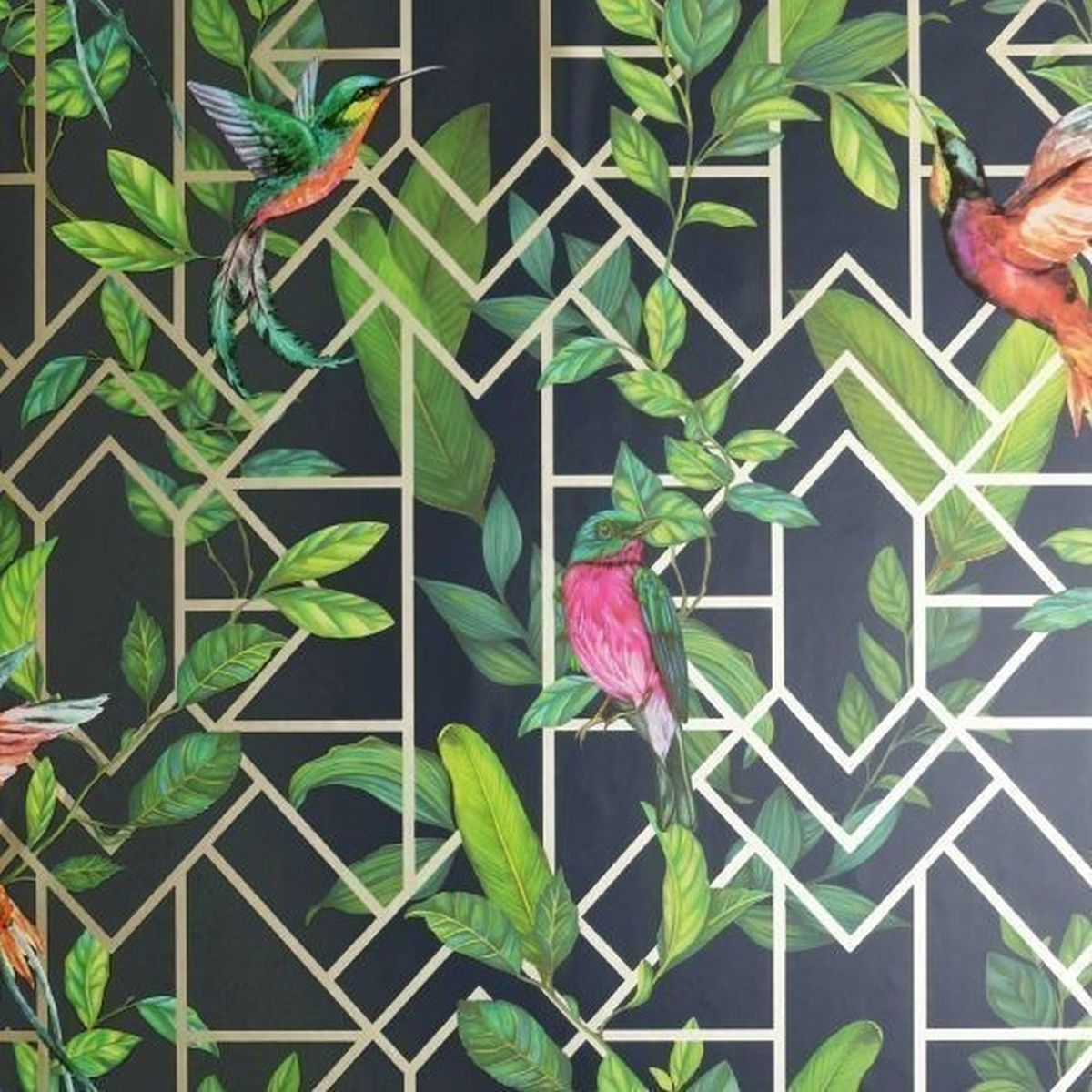 Best of Arthouse Vliestapete Prächtiges Design 908003 Grau Blumentapete
