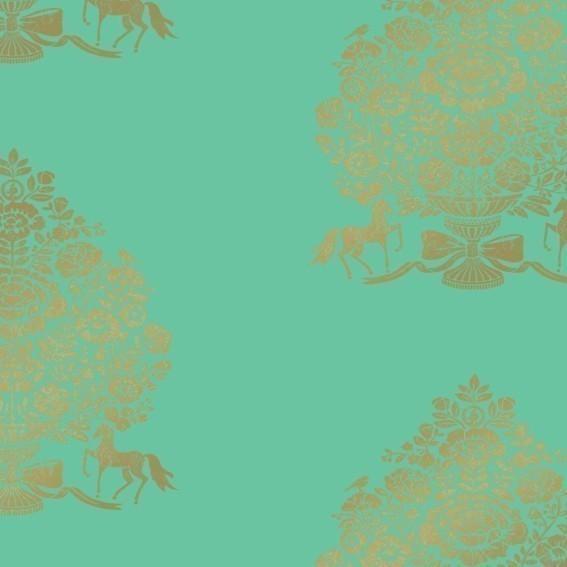 Eijffinger Tapete Kollektion PIPSTUDIO3 341055 Blumen-Muster & Motive
