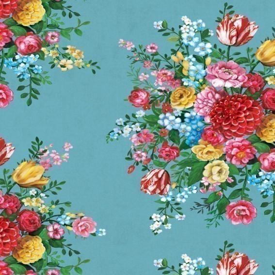 Eijffinger Tapete Kollektion PIPSTUDIO3 341045 Blumen-Muster & Motive