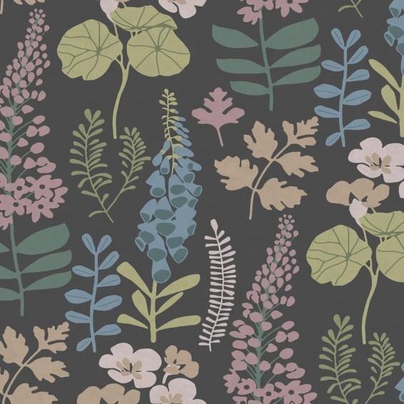 Eijffinger Tapete Kollektion VIVID 384535 Blumen-Muster & Motive