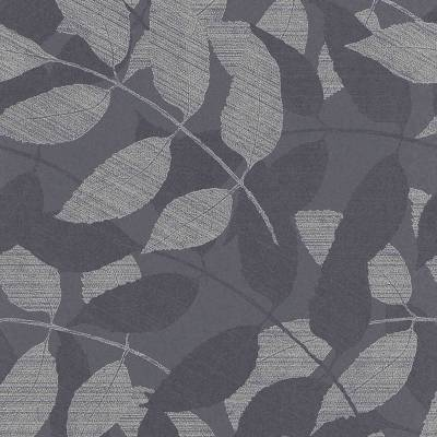 Rasch Textil Indigo | 226705 | Vliestapete Muster & Motive | 0.53 m x 10.05 m | Grau
