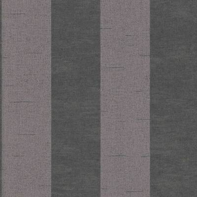 Rasch Textil Comtesse   225159   Vliestapete Streifen   0.53 m x 10.05 m   Braun