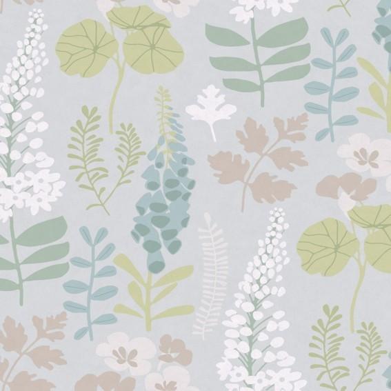 Eijffinger Tapete Kollektion VIVID 384530 Blumen-Muster & Motive