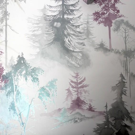Vliestapete von Graham and Brown 'Highland' 105827  Naturoptik