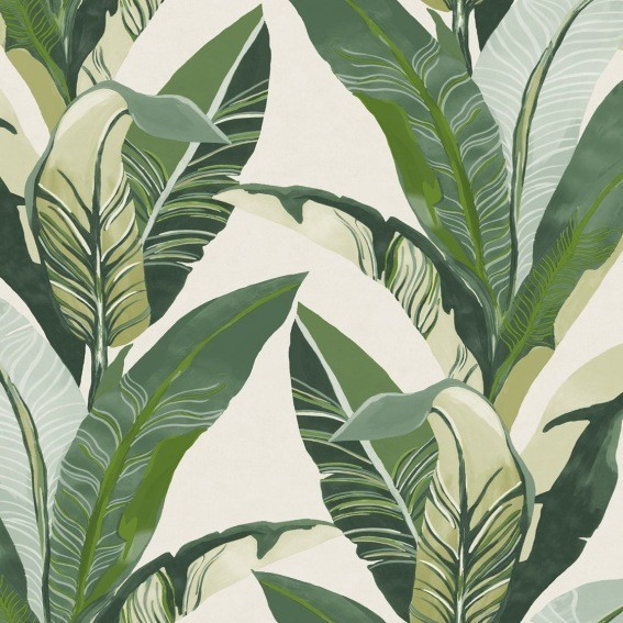 Eijffinger Tapete Kollektion VIVID 384500 Blumen-Muster & Motive