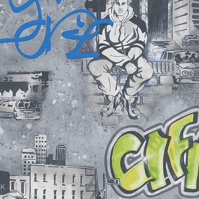 A.S. Creation für Jugendliche 'Graffitis'