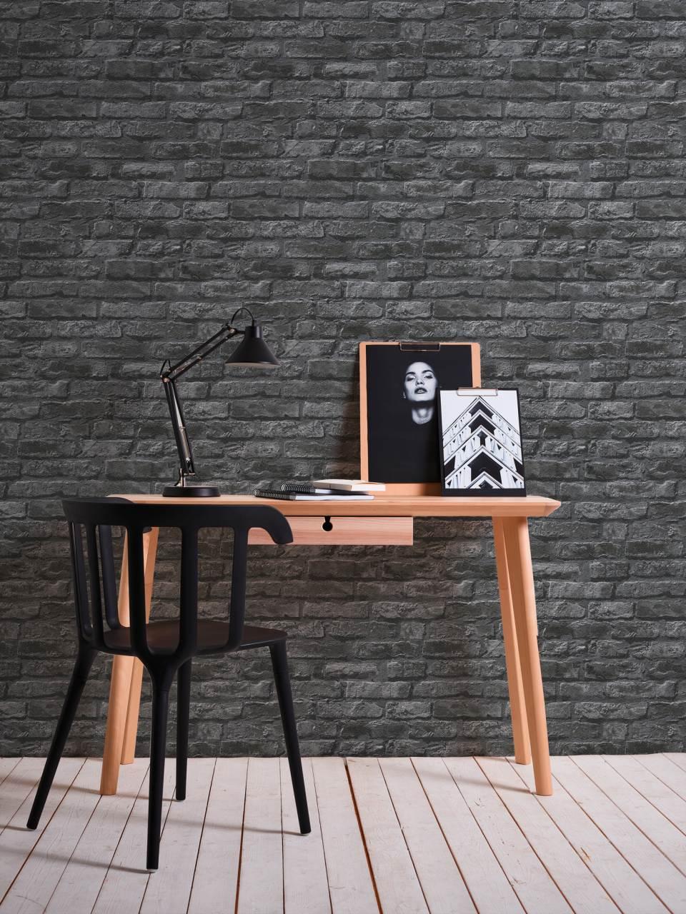 AS-Creation Kollektion Il Decoro 954701 Steinwand Maueroptik