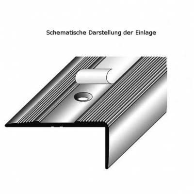 """Selbstklebende Einlage für Winkelprofil """"Milena"""", 12 mm breit"""