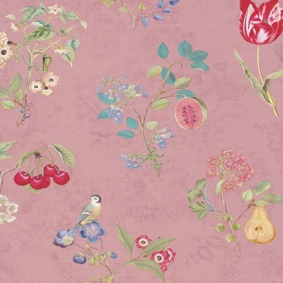 Eijffinger Tapete Kollektion PIPSTUDIO4 375023 Blumen-Muster & Motive