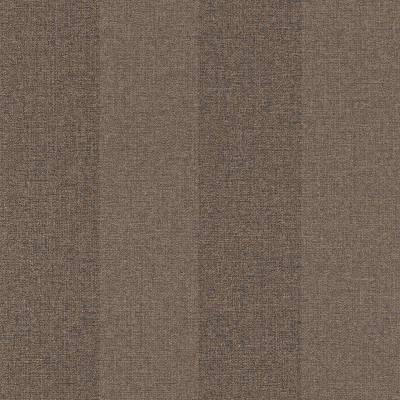 Rasch Textil Indigo | 226545 | Vliestapete Streifen | 0.53 m x 10.05 m | Braun