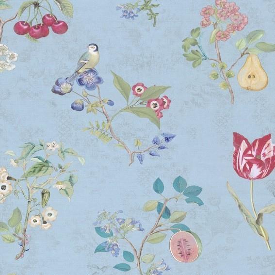 Eijffinger Tapete Kollektion PIPSTUDIO4 375024 Blumen-Muster & Motive
