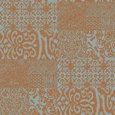 DesignID VERDE 2|VD219150|Vlies Barock Tapete| 0.53 m x 10.05 m|Blau