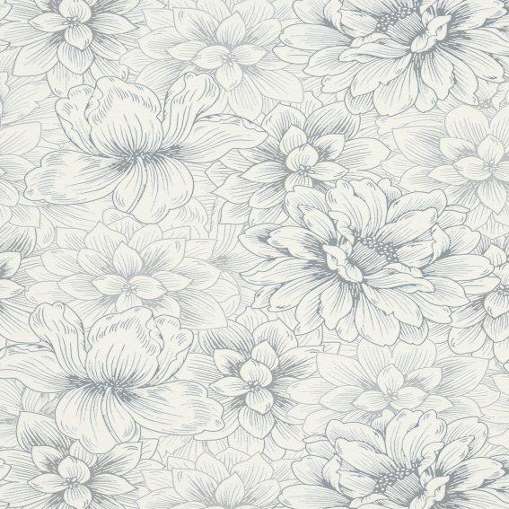 Erismann Vliestapete Kollektion Summer Beat 542510 Blumen