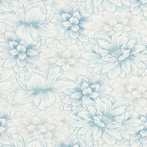 Erismann Vliestapete Kollektion Summer Beat 542508 Blumen