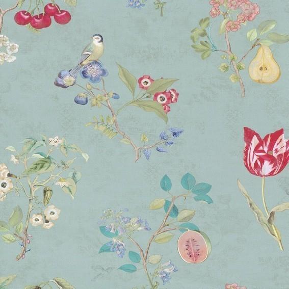 Eijffinger Tapete Kollektion PIPSTUDIO4 375022 Blumen-Muster & Motive