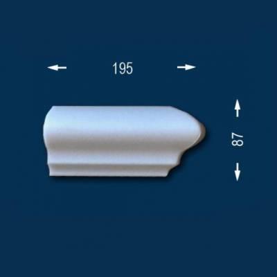 """Fassadenprofile """"Wiesemann FP6"""" - Endstück rechts"""