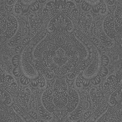 Rasch Textil Jaipur   227849   Vliestapete Muster & Motive   0.53 m x 10.05 m   Braun
