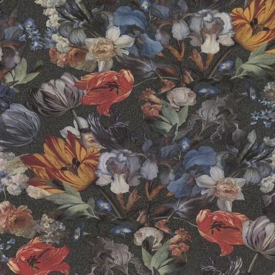 Eijffinger Tapete Kollektion MASTERPIECE 358010 Blumen-Muster & Motive