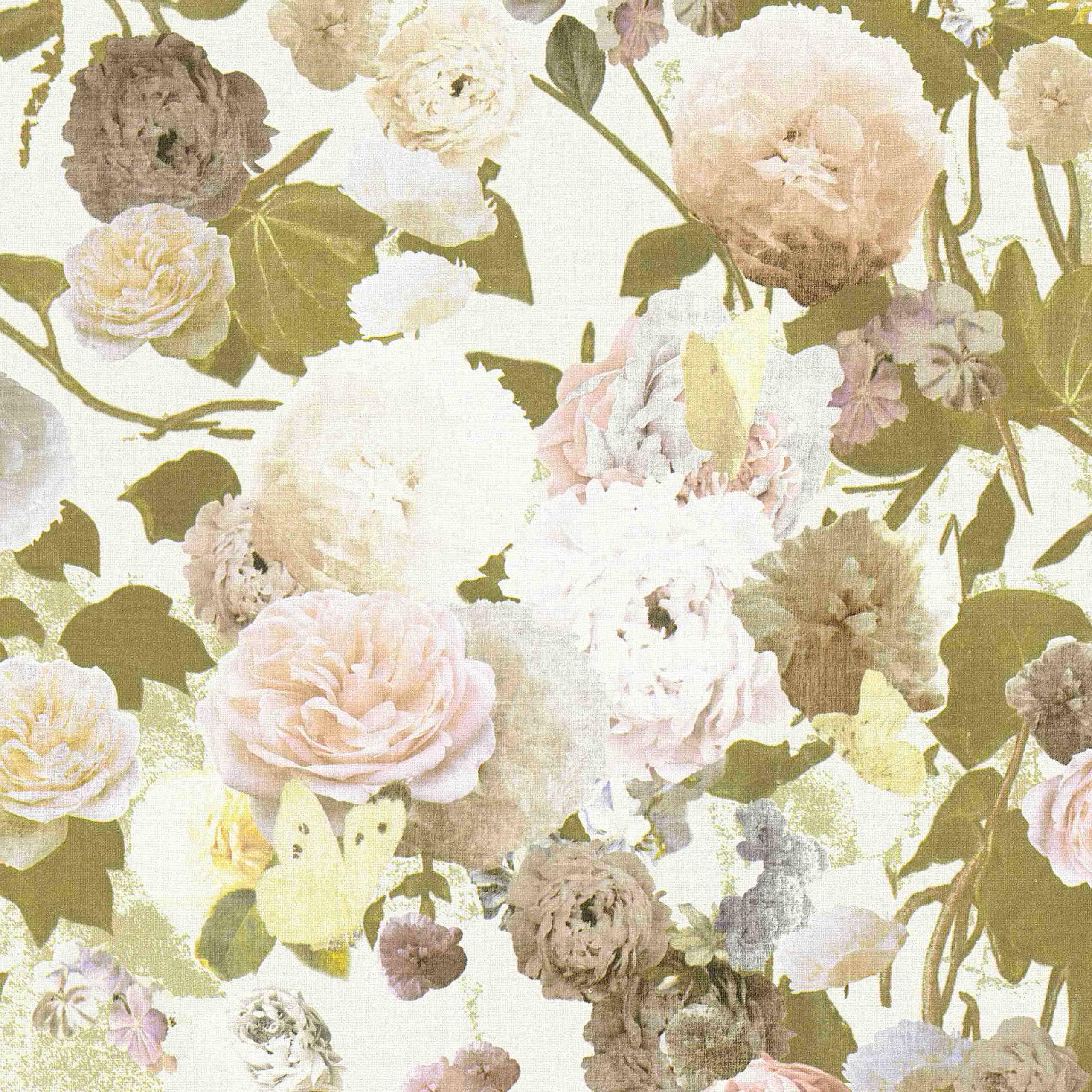 A.S. Creation Tapete Kollektion Paradise Garden 367172 Blumen