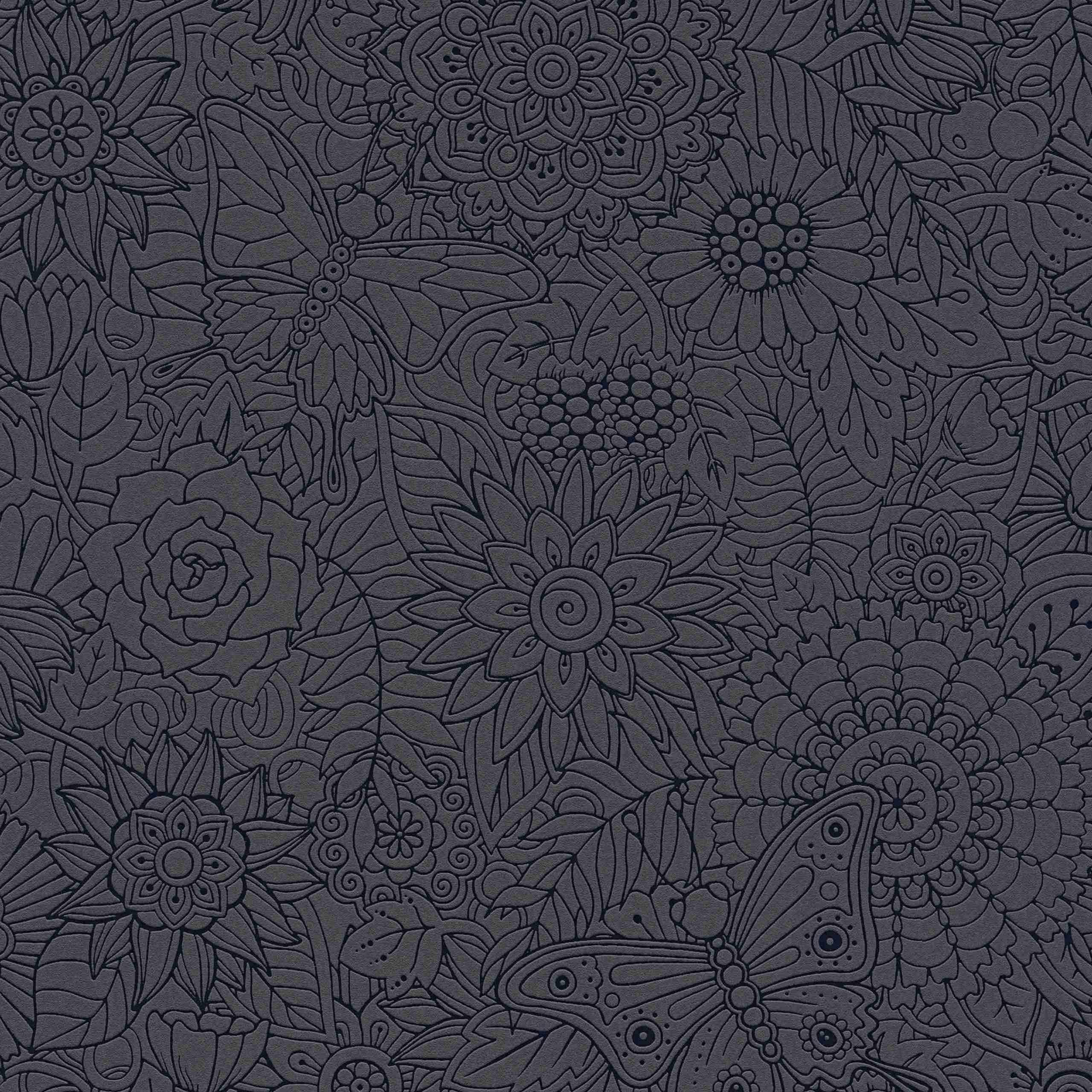 A.S. Creation Tapete Kollektion Club Tropicana 358162 Blumen