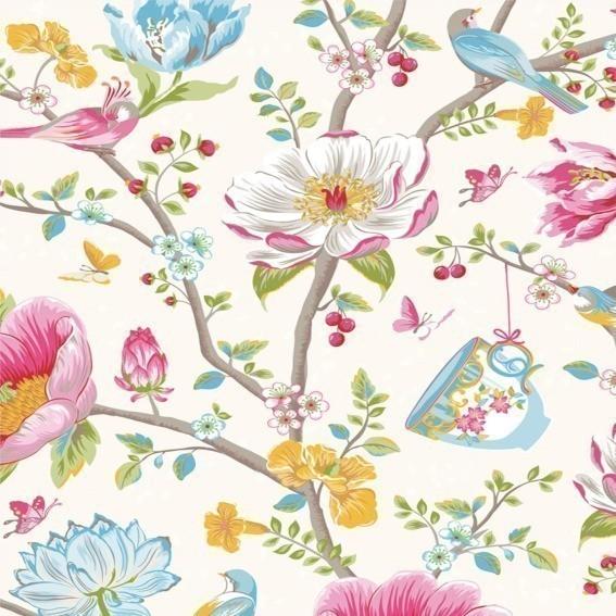 Eijffinger Tapete Kollektion PIPSTUDIO3 341000 Blumen-Muster & Motive