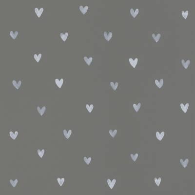 Rasch Textil FAB | 128832 | Vliestapete 3D Optik | 0.53 m x 10.05 m | Grau
