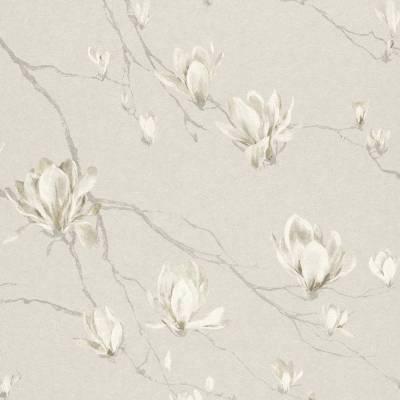 Rasch Textil Jaipur | 227535 | Vliestapete Muster & Motive | 0.53 m x 10.05 m | Beige