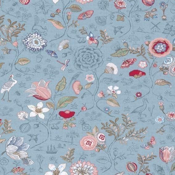 Eijffinger Tapete Kollektion PIPSTUDIO4 375005 Blumen-Muster & Motive