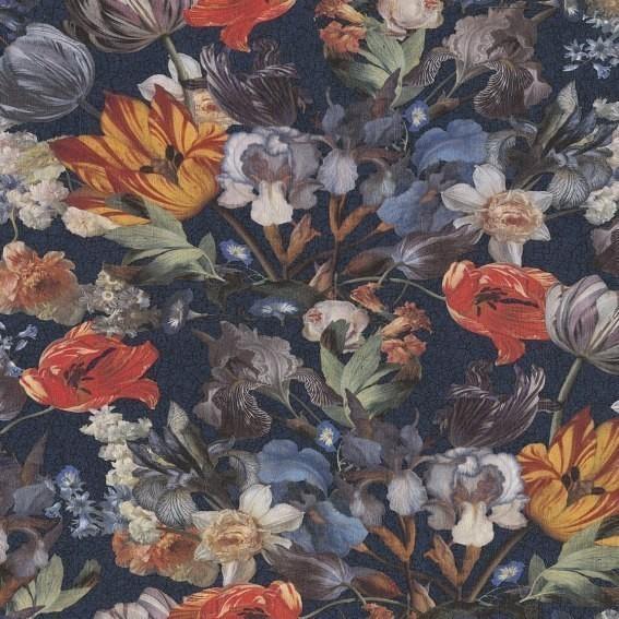 Eijffinger Tapete Kollektion MASTERPIECE 358012 Blumen-Muster & Motive