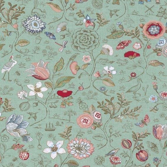 Eijffinger Tapete Kollektion PIPSTUDIO4 375002 Blumen-Muster & Motive