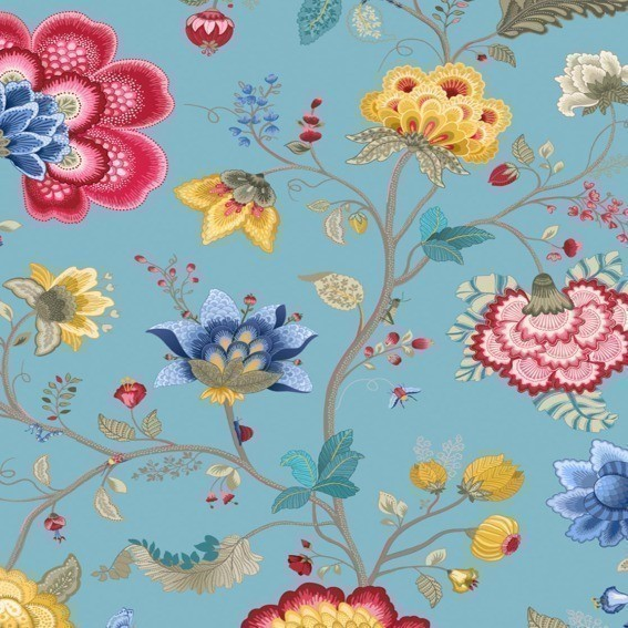 Eijffinger Tapete Kollektion PIPSTUDIO3 341035 Blumen-Muster & Motive
