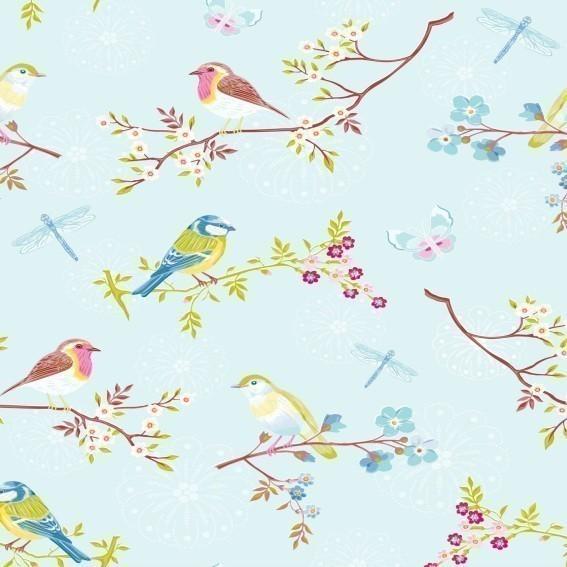 Eijffinger Tapete Kollektion PIPSTUDIO4 375081 Blumen-Muster & Motive