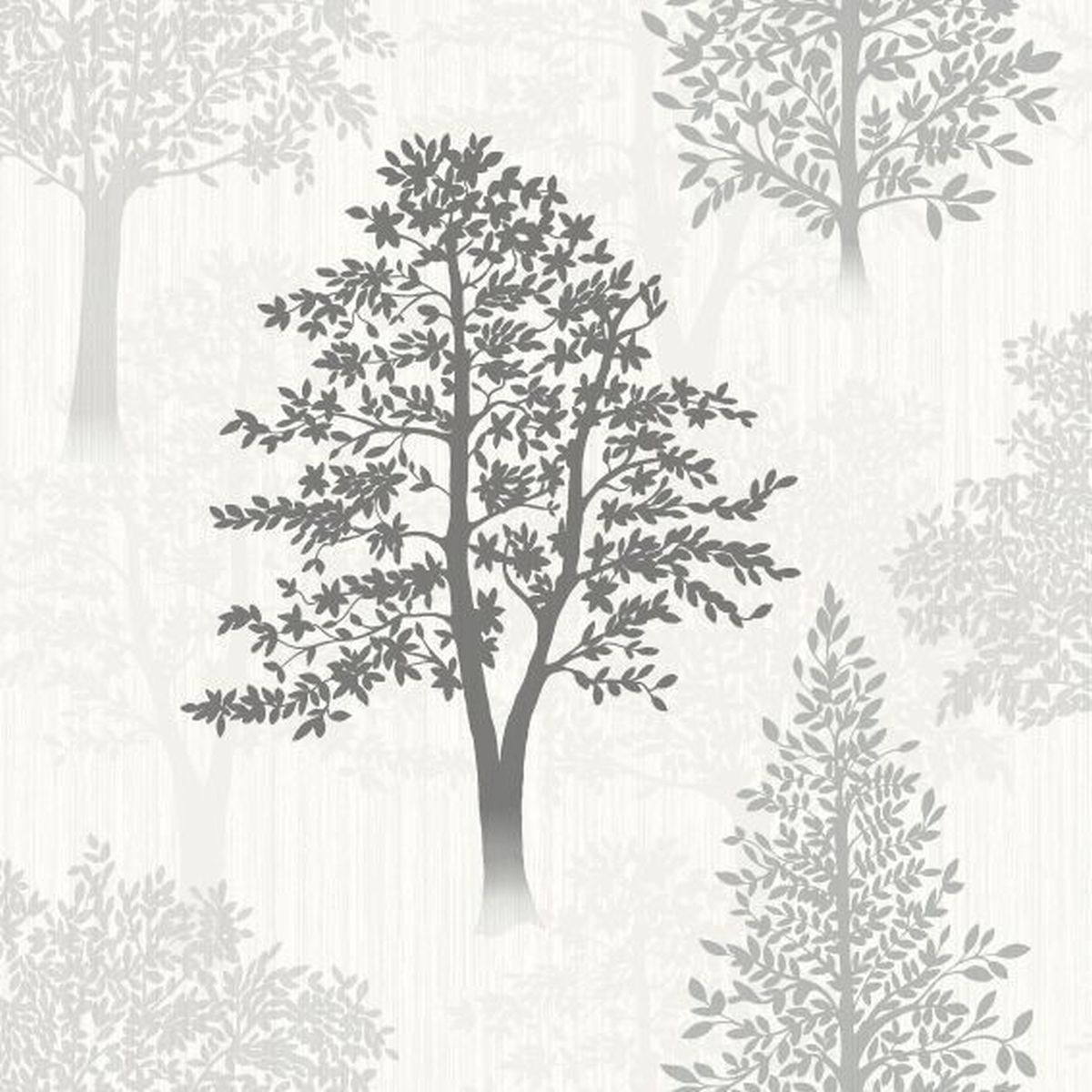 Best of Arthouse Vliestapete ansprechende Tapete 259001 Grau Blumentapete